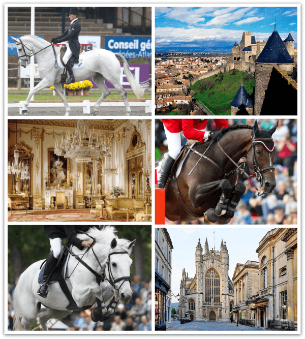 Equestrian Tours